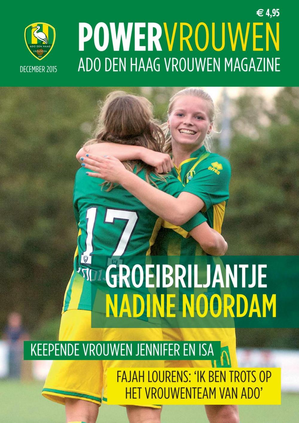 Powervrouwen Magazine december 2015