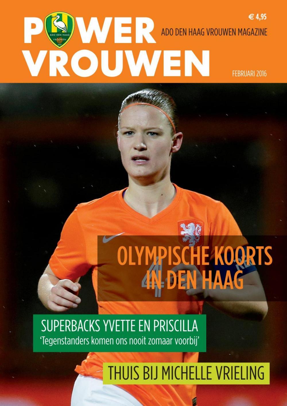 Powervrouwen Magazine februari 2016