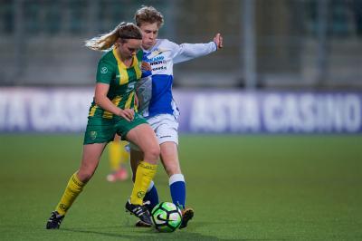 ADO Vrouwen verliest oefenduel van Wippolder JO17