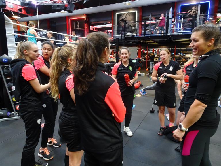 Sportief trainingsweekend ADO Den Haag Vrouwen