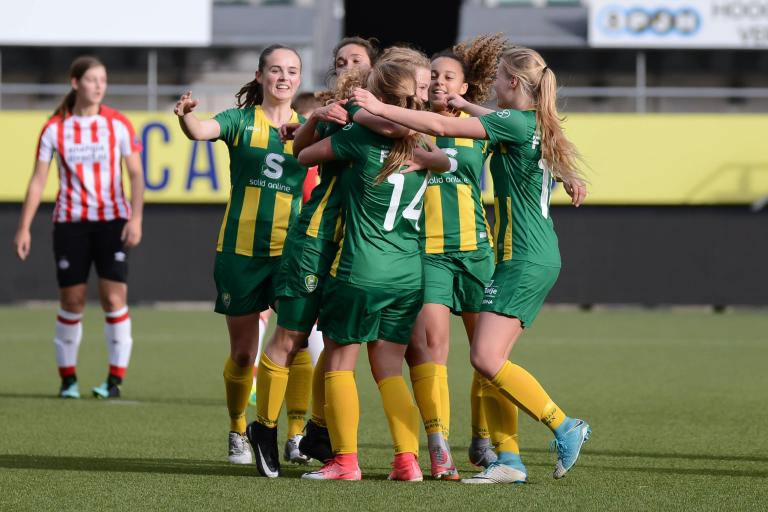 Voorbeschouwing PSV - ADO Den Haag Vrouwen