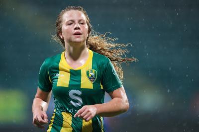ADO Vrouwen voor achtste finale KNVB Beker op bezoek bij Wartburgia