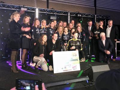 ADO Den Haag Vrouwen verkozen tot sporticoon van de gemeente Leidschendam-Voorburg