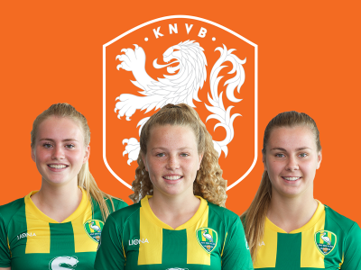 Pelova, Kuilenburg en Speelman in definitieve selectie Oranje O19