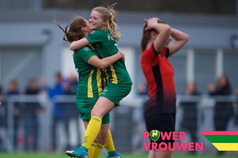 ADO Vrouwen door naar kwartfinale KNVB Beker