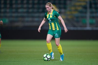 ADO Vrouwen wint oefenduel met 0-2 van WDS JO17