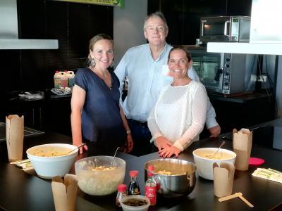 Bailine gaat ADO Den Haag Vrouwen voedingsadviezen op maat geven