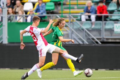 Wedstrijd tegen Ajax duurt net te lang om het weekend helemaal goed te maken