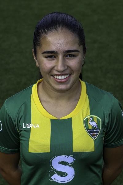 Ilham Albali in defitieve selectie Oranje Onder 17