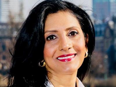 Nazima Ramdin nieuw bestuurslid
