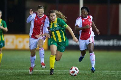 Victoria Pelova mee op trainingskamp naar Zuid-Afrika
