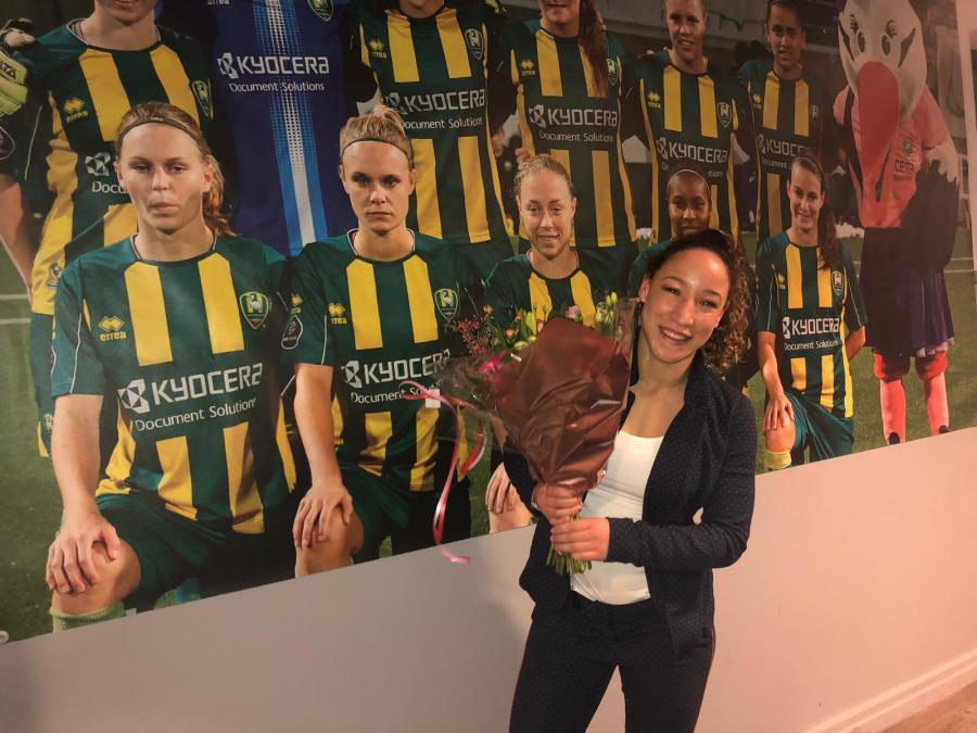 ADO Den Haag Vrouwen schiet met scherp tegen Heerenveen: 4-1