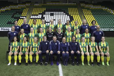 ADO Vrouwen naarstig op zoek naar financieel fundament voor vrouwenvoetbal in de Haagse regio