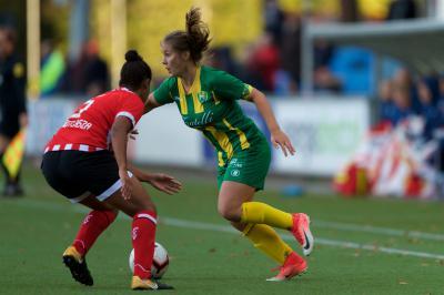 Victoria Pelova opgenomen voor de definitieve selectie van het Nederlands Elftal voor de Algarve Cup 2019