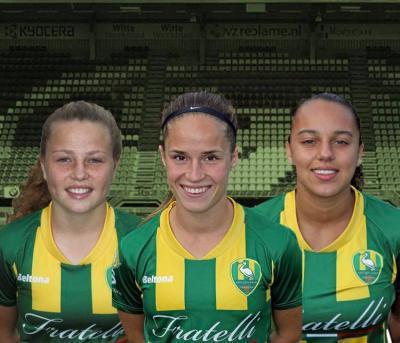 Voorlopige selectie van het Nederlands elftal vrouwen onder 19 jaar