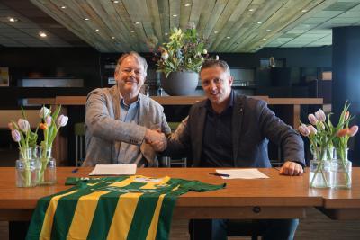 Sjaak Polak nieuwe hoofdtrainer ADO Den Haag Vrouwen