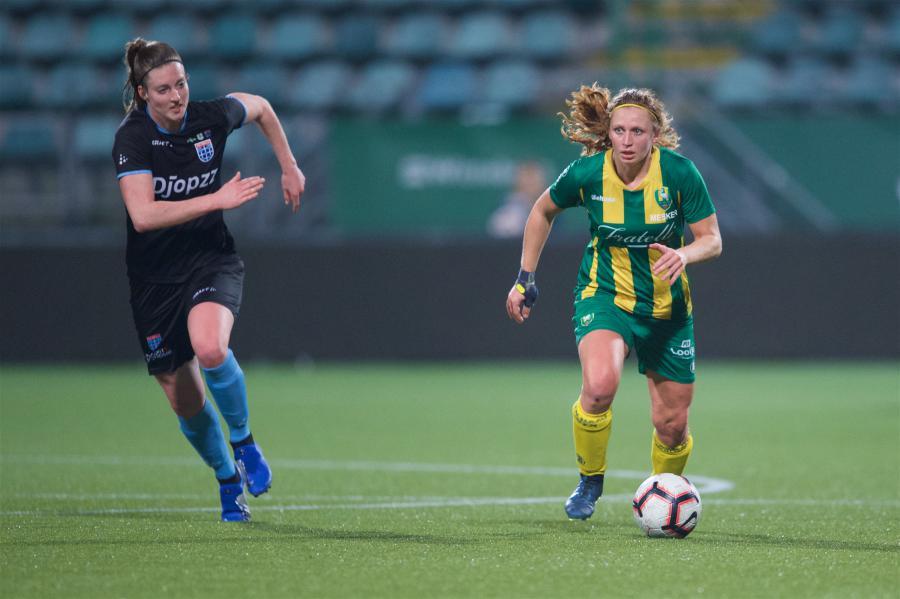 Voorbeschouwing PEC Zwolle - ADO Den Haag Vrouwen