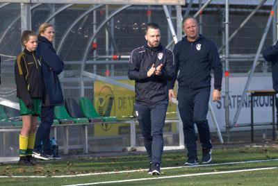 Stephan Vos nieuwe hoofdtrainer beloftenelftal ADO Vrouwen