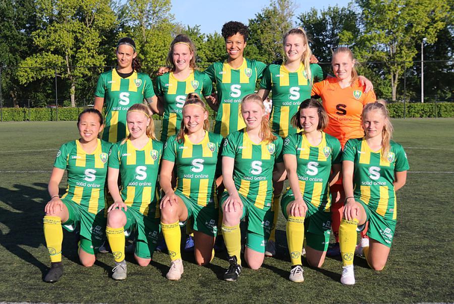 Beloften en onder 14 naar finale Haaglanden voetbaltoernooi