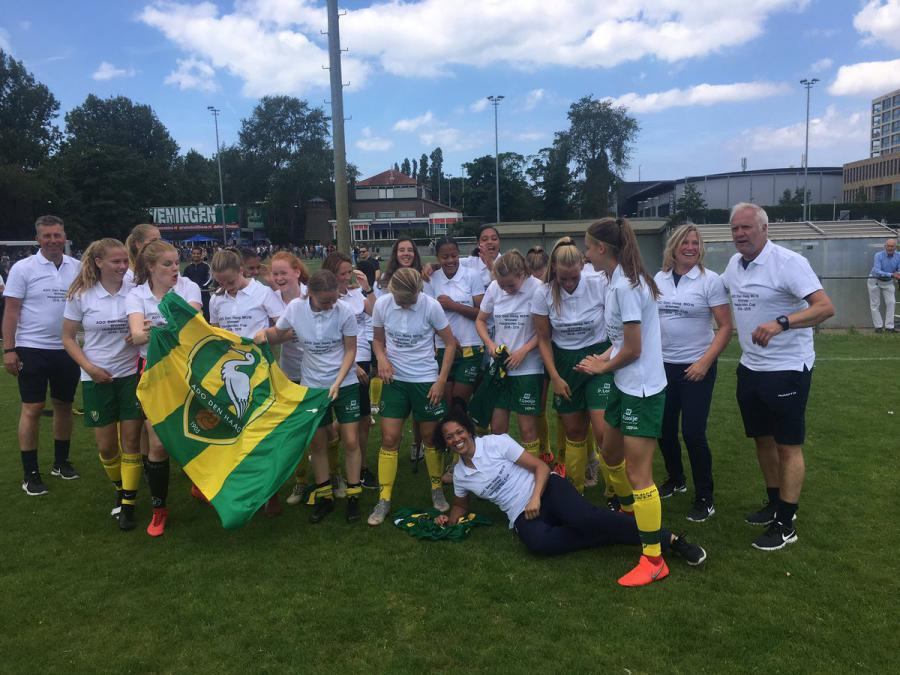 Clean sweep opleidingsteams op Haaglanden voetbaltoernooi