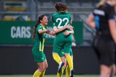 Definitief speelschema Eredivisie Vrouwen bekend