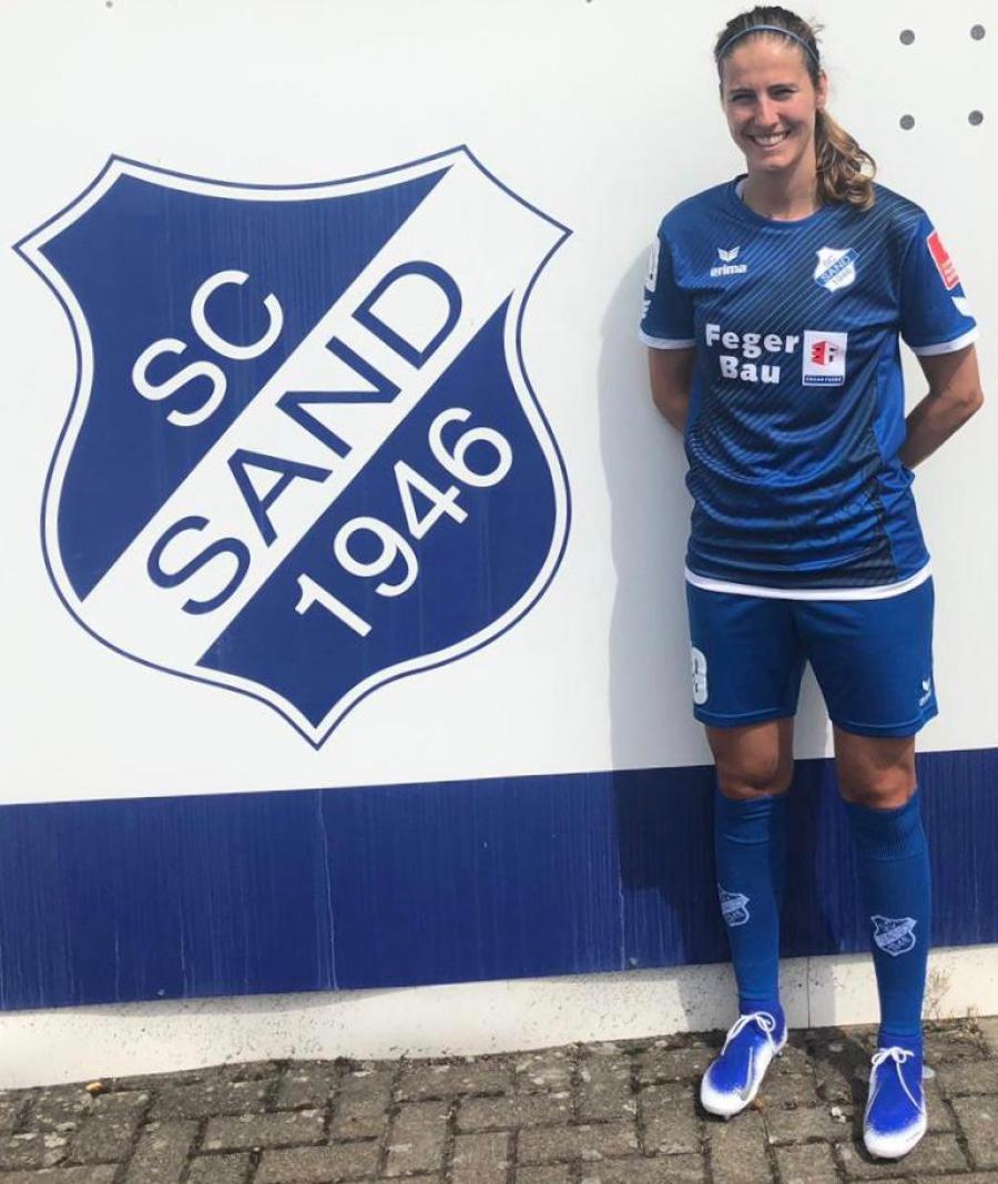 Pia Rijsdijk naar SC Sand in de Bundesliga