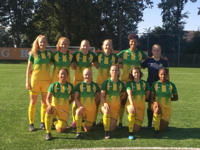 Beloftenelftal tweede op toernooi SV Loil