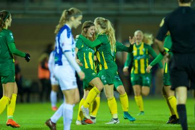 Alle informatie omtrent ADO Den Haag Vrouwen - SC Heerenveen