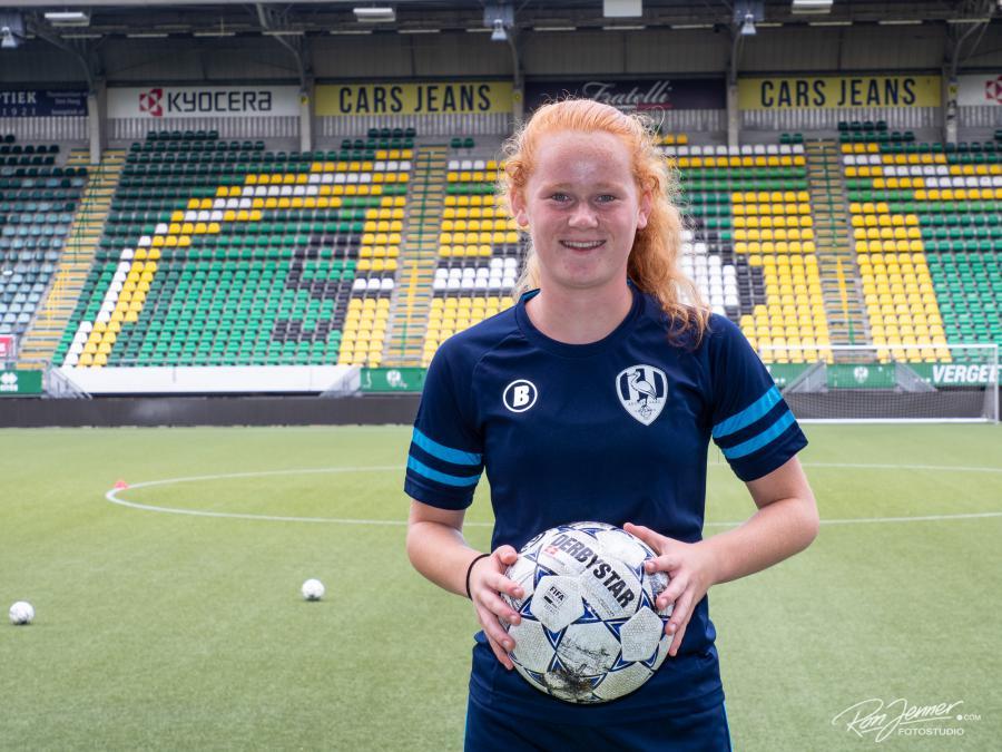 Van Raay genomineerd voor Beste Jongere Sportster