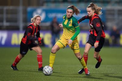 ADO Den Haag Vrouwen bijna te goedgeefs in Eredivisie Cup