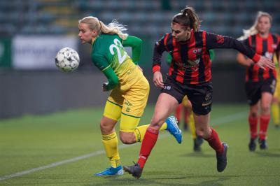 Van Belen genomineerd voor Sportvrouw van het jaar 2019!