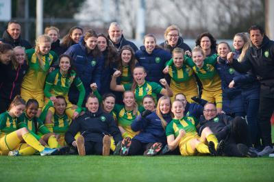ADO Den Haag Vrouwen triomfeert tegen Hoffenheim in toernooi Ter Leede