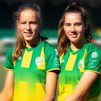 Van der Ende en Van Oosten in definitieve selectie Oranje O16