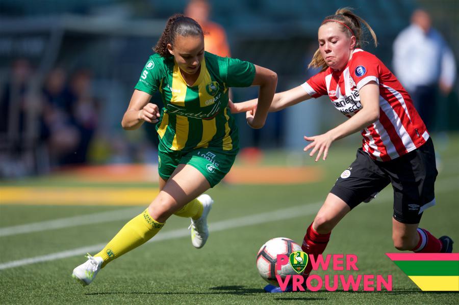 Alle informatie omtrent ADO Den Haag Vrouwen - PSV Vrouwen