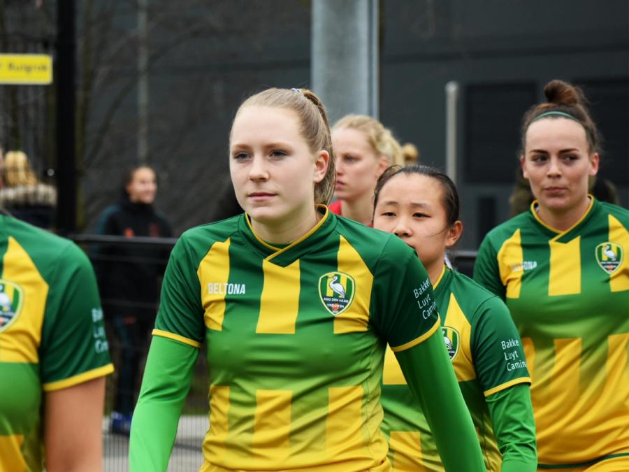 Kathelyn Hendriks in voorlopige selectie Oranje O17