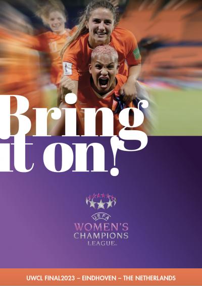 Vrouwen Champions Leaguefinale in 2023 naar Eindhoven