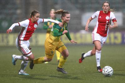 Anne Sellies: van Mozambikaans beton naar de winnende tegen Ajax