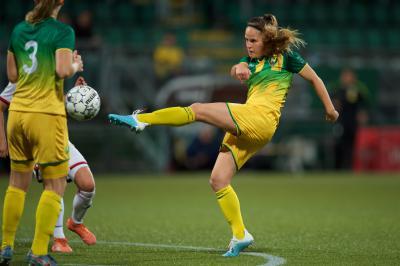 Marisa Olislagers naar FC Twente