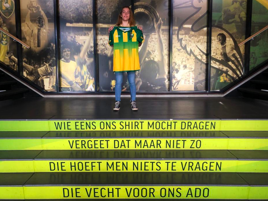 Nikki IJzerman naar ADO Den Haag Vrouwen