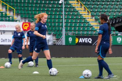 Jeugd ADO Den Haag Vrouwen hervat trainingen