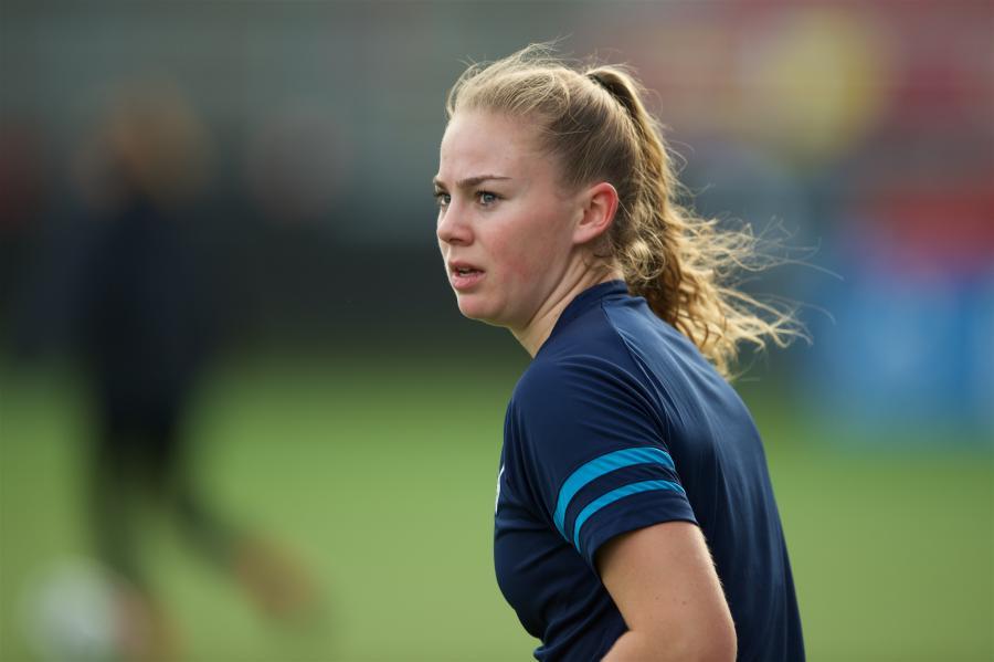 Ook eerste elftal ADO Den Haag Vrouwen hervat trainingen