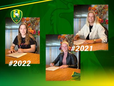 Drie speelsters verlengen contract bij ADO Den Haag Vrouwen