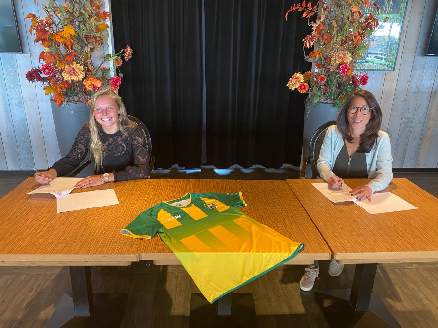 Ook Ravensbergen verlengt contract tot 2022