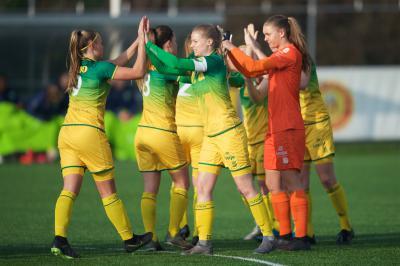 KNVB en clubs uit de Eredivisie Vrouwen tekenen commercieel convenant