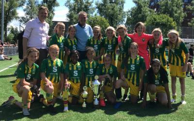 Future-team ADO MO12 wint topploegen-toernooi voor jongensteams O13!