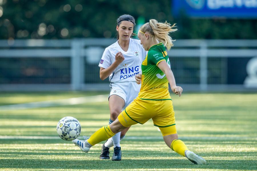 Sterke start oefencampagne tegen Oud-Heverlee Leuven: 3-1