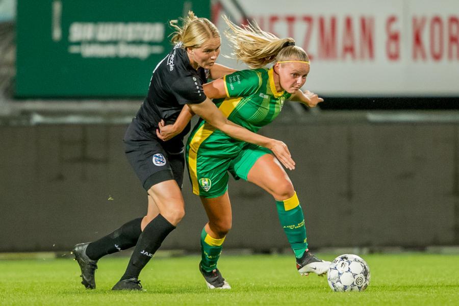 ADO Den Haag Vrouwen blijft onverslaanbaar in Eredivisie Cup