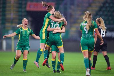 Vrouwen Eredivisie wordt weer voortgezet
