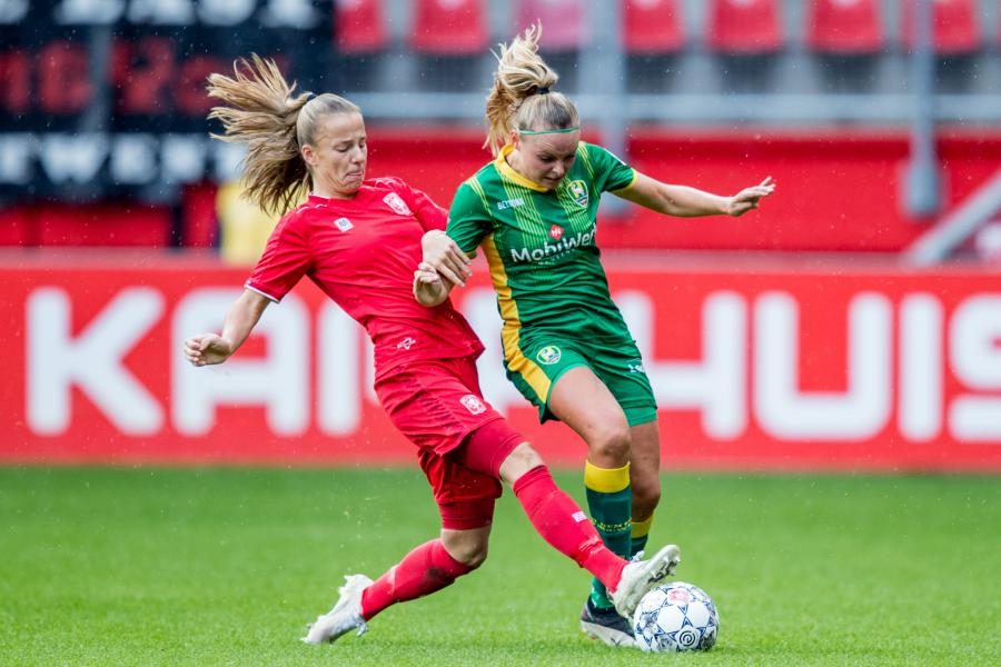 Halve finale TOTO KNVB Beker uit tegen FC Twente