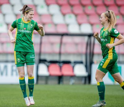 Play-off wedstrijden Pure Energie Eredivisie Vrouwen bekend